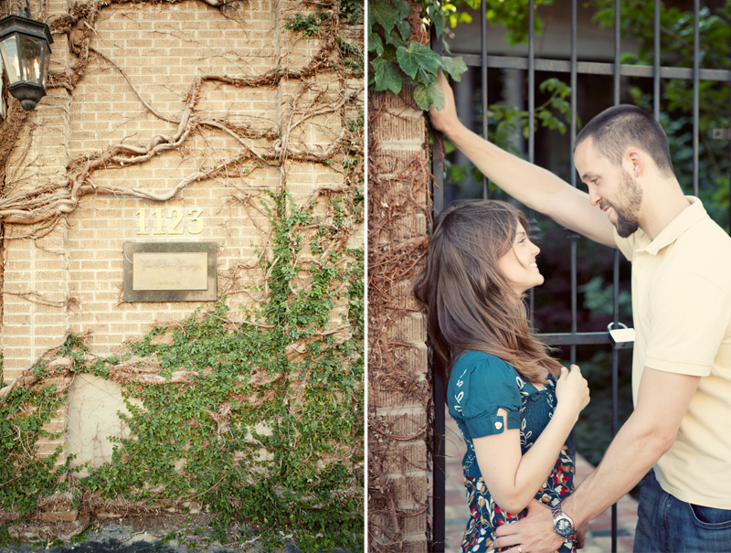 Heather Hawkins Dallas Wedding Photography Engagement Photos
