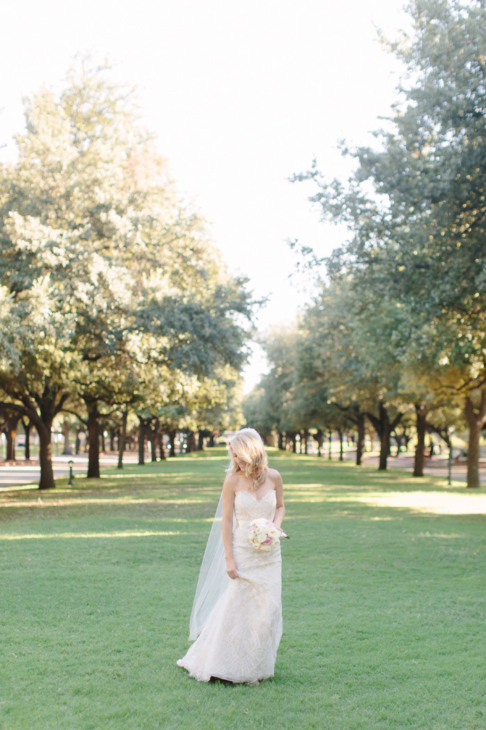 Dallas Wedding Photographer Heather Hawkins Bridal Portraits Perkins Chapel
